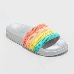 Girls' Maria Slide Sandals